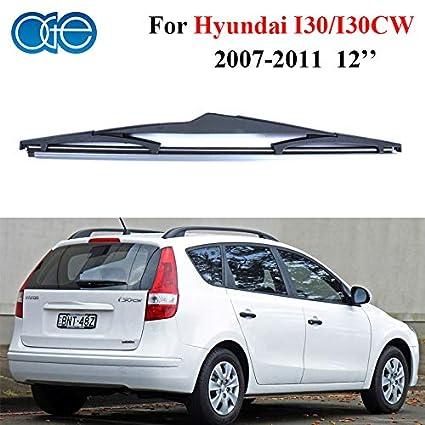 Amazon.com: Limpiaparabrisas trasero para Hyundai I30 ...