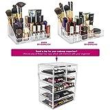 Sorbus Cosmetics Makeup and Jewelry Big Storage