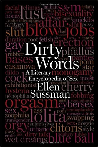 sex no longer a dirty word essay It's a dirty secret of a it was the kind of palaver that betrayed how little he seemed to interact with the opposite sex  gay is no longer loaded–it's.