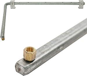316551202 Range Surface Burner Manifold Assembly Genuine Original Equipment Manufacturer (OEM) Part