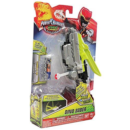Power Rangers Dino Sabre Serie Dino Charge Giocattolo Con Suoni