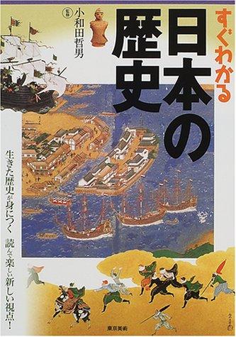 すぐわかる日本の歴史―生きた歴史が身につく読んで楽しい視点!