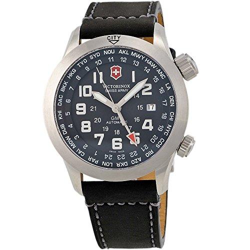 Swiss Military Air (Victorinox Swiss Army Men's 24832 SAF Airboss Mach 5 GMT Watch)