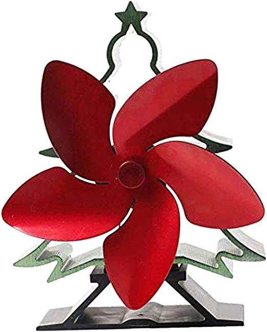 Faviye Ventilador para Chimenea de árbol de Navidad Ventilador ...