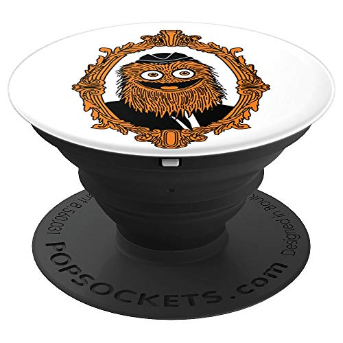 It's Always Gritty In Philadelphia T Shirt Funny Hockey Gift - PopSockets Grip and Stand for Phones and Tablets -