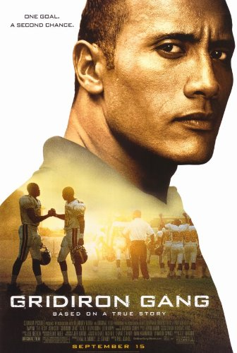Image result for gridiron gang poster