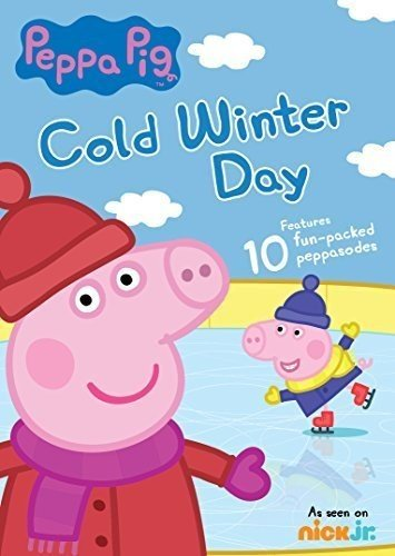 Peppa Pig: Cold Winter Day (Christmas Episodes The Of Office)
