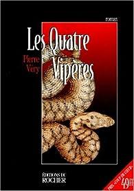 Les quatre vipères par Pierre Véry