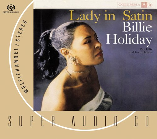 Lady in Satin by Sony