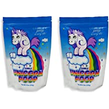 Unicorn Poop Candy (Pastel Jelly Beans) - Unique Easter Candy - Funny Unique Gag Gift (2 Pack)