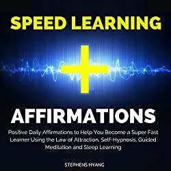 Speed Learning Affirmations