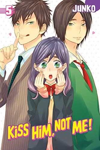 Kiss Him, Not Me Vol. 5 (Him Cosplay)