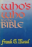 img - for Who's Who in the Bible book / textbook / text book