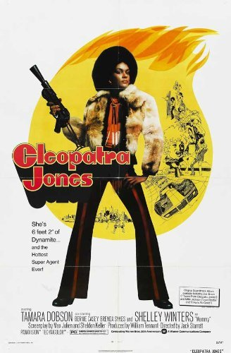 Cleopatra Movie Poster - Cleopatra Jones POSTER Movie (27 x 40 Inches - 69cm x 102cm) (1973) (Style B)