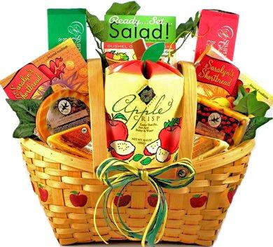Amazon.com : An Apple for Teacher | Appreciation Gift Basket ...
