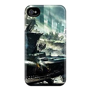 Brand New 4/4s Defender Case For Iphone (crysis 2 Nyc)