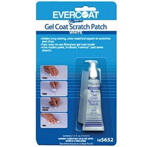 Fiberglass Evercoat 105653 Scratch Patch Buff White.1 Oz Made by Fiberglass Evercoat ()