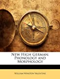 New High German, William Winston Valentine, 1142208680