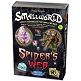 Small World A Spider's Web Expansion Board Game