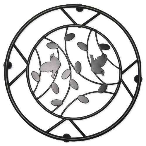 Home Basics Birdsong Collection Trivet