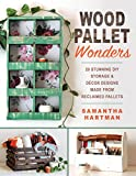 how to make shabby chic furniture Wood Pallet Wonders: 20 Stunning DIY Storage & Decor Designs Made from Reclaimed Pallets