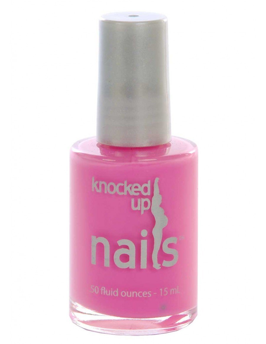 Amazon.com : Mum in Plum - Knocked Up Nails - Maternity Pregnancy ...