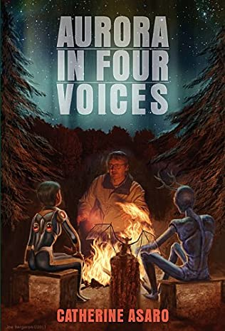 book cover of Aurora in Four Voices