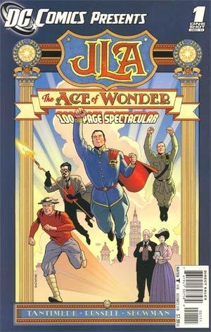 DC Comics Presents Jla Age Of Wonder #1