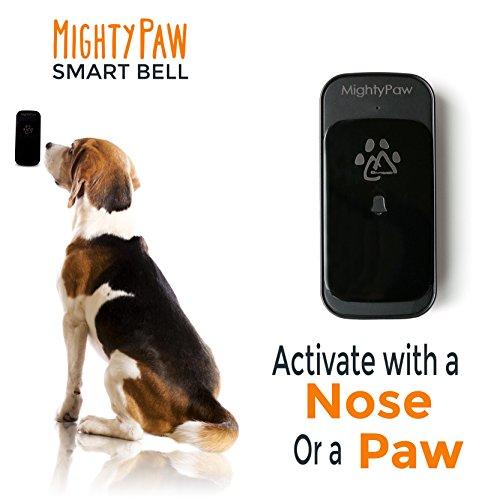 Amazon Mighty Paw Smart Bell Wireless Dog Doorbell Potty