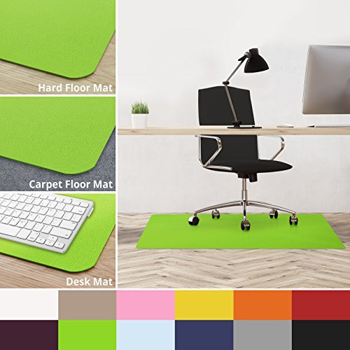 Wood Office Chair (casa pura Office Chair Mat Hardwood Floor - 30
