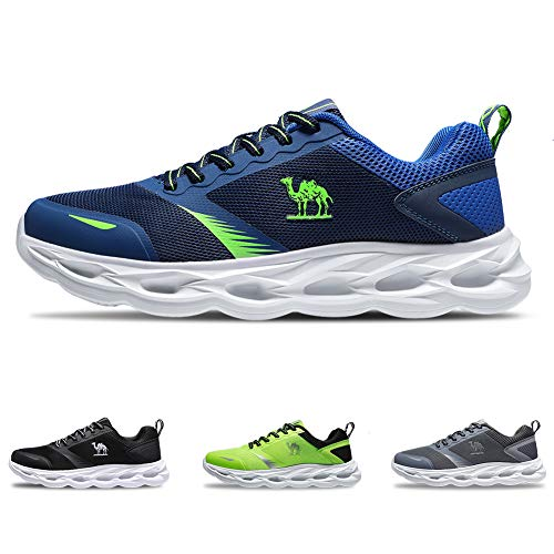 (CAMEL CROWN Breathable Trail Running Shoes Lightweight Tennis Shoes Comfortable Sneakers Fashion Athletic Shoes for Men)