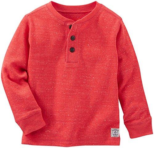 OshKosh BGosh Boys Knit Polo Henley 21504111