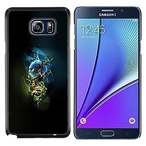 "For Samsung Galaxy Note5 / N920 , S-type Árbol místico"" - Arte & diseño plástico duro Fundas Cover Cubre Hard Case Cover"