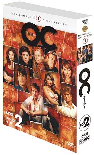 The OC 〈ファースト・シーズン〉コレクターズ・ボックス2の商品画像