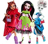 Monster High HALLOWEEN FRIGHT NIGHT COSTUME PARTY
