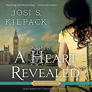 A Heart Revealed Audiobook