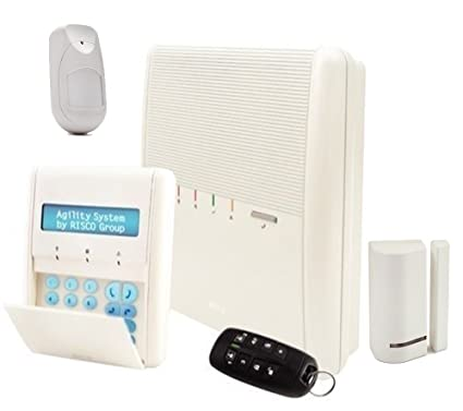 Kit Risco Agility 3 antirobo Alarma Antirrobo Via Radio ...
