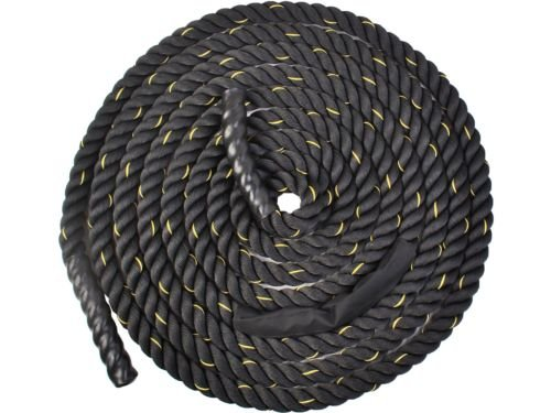 New MTN-G 2'' 50ft Poly Dacron Battle Rope Exercise Workout Strength Training Undulation by MTN Gearsmith