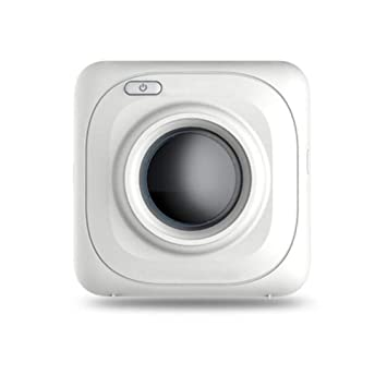 YTBLF Impresora fotografías Bolsillo Impresora portátil Bluetooth ...