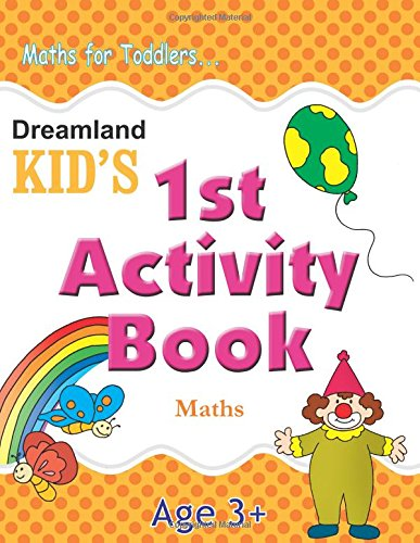 Buy 1st Activity Book - Maths (Kid\'s Activity Books) Book Online at ...