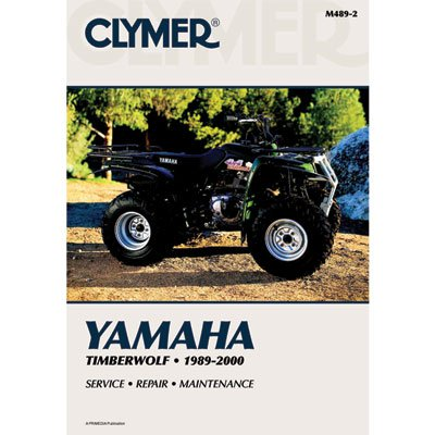 (Clymer Repair Manuals for Yamaha TIMBERWOLF 250 2X4 1992-1998)