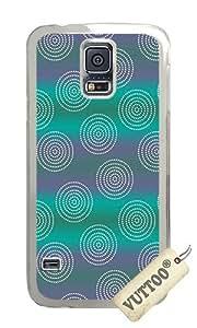 Funda Samsung S5caso, Samsung S5VUTTOO con foto: Orbital Enchantment para Samsung Galaxy S5/Galaxy SV/Galaxy S V–PC transparente Carcasa rígida