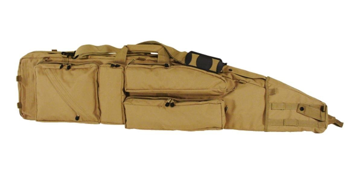 VooDoo Tactical 15-7981007000 The Ultimate Drag Bag, Coyote, 51'' by VooDoo Tactical (Image #1)