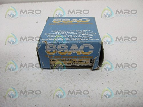 Solid State Ssac Timer (SSAC TDUL3000A SOLID STATE TIMER *NEW IN A BOX*)