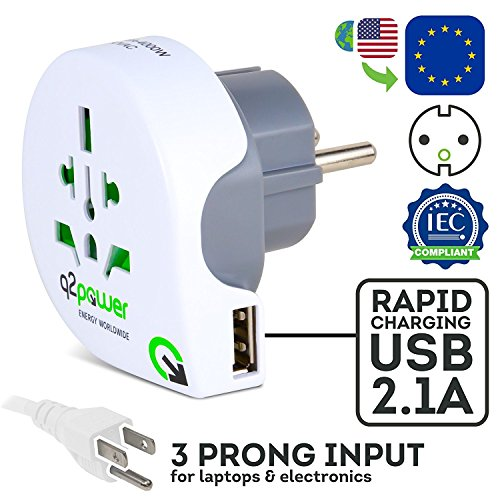 Grounded Computers Smartphone Chargers Portable