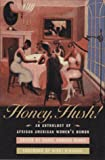 Honey Hush, , 0393045579