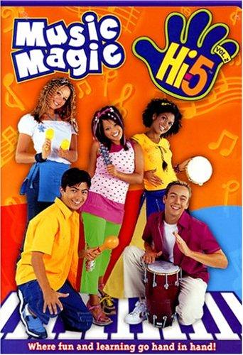 Hi-5, Vol. 2 - Music Magic