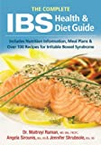 The Complete IBS Health and Diet Guide, Maitreyi Raman and Angela Sirounis, 0778802639