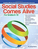 img - for Social Studies Comes Alive: Engaging, Effective Strategies for the Social Studies Classroom book / textbook / text book