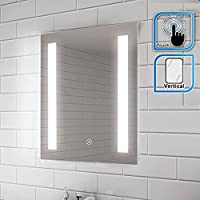 ELEGANT sunny showers Bathroom Led Mirror with Lights